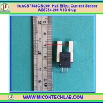 1x ACS754SCB-200 Hall Effect Current Sensor ACS754-200 A IC Chip
