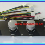 1x 4 Channels Rotary Encoder Signal Converter Module