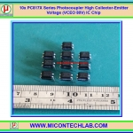 10x PC817X Series Photocoupler High Collector-Emitter Voltage (VCEO 80V) IC Chip