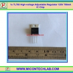 1x ไอซี TL783 High-Voltage Adjustable Regulator 125V 700mA