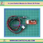 1x Limit Switch Module for Robot 3D Printer (ลิมิตสวิตซ์)