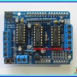 1x L293D Arduino Motor Drive Shield board