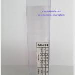 กล่องใส่ขวด-เครื่องสำอางค์ ขนาด 1.5 x 1.5 x 8 นิ้ว หรือ 3.8 x 3.8 x 20 cm