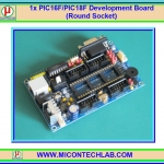 1x PIC16F/PIC18F Development Board