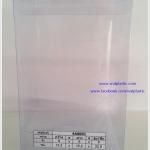 กล่องใส่แก้ว/ตุ๊กตา 15 x 15 x 23 cm