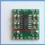 1x PAM8403 Class D 3W+3W Power Amplifier (Green PCB) Module