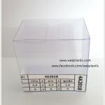 กล่องสบู่-ทรงจตุรัส ขนาด 6 x 6 x 4 cm