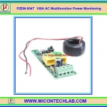 1x PZEM-004T 100A AC Multifunction Power Monitoring Communication