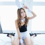 Pre Order / ชุดชั้นในเซ็กซี่กระต่าย ไนท์คลับกระต่ายผู้หญิง