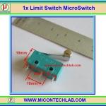 1x ลิมิตสวิตซ์ แบบมีล้อ 5A/250V (Limit Switch with Wheel)