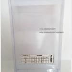 กล่องสบู่-ทรงผืนผ้า ขนาด 10.7 x 19.2 x 3.2 cm
