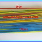 1x Cable Tie 20cm 100pcs 4 colors
