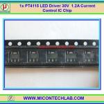 1x PT4115 High Power LED Driver 30V 1.2A Current Adjustable IC Chip