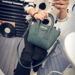 กระเป๋าแฟชั่น สีเขียว