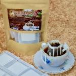 Drip coffee กาแฟดริป กาแฟสดคั่วบดในกระดาษกรอง อาราบิก้า (Arabica) 100% กาแฟออร์แกนิค ปลูกแบบธรรมชาติ ปลอดสารเคมี กาแฟจากยอดดอย ม่อนดอยลาง อ.แม่อาย จ.เชียงใหม่