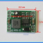 1x Mini DC-to-DC Step down (Buck) Converter 3Amp module