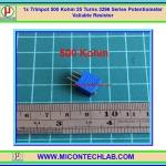 1x Trimpot 500 Kohm 25 Turns 3296 Series Potentiometer Valiable Resistor