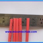 1x Heat Shrink Tube 2.5mm RED Color 1 meter Length (ท่อหด)