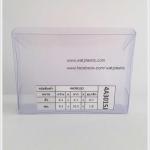 กล่องสบู่-ทรงผืนผ้า ขนาด 8.2 x 10.5 x 1.8 cm