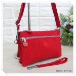 กระเป๋าสะพายข้างสายยาว สีแดง