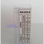กล่องใส่ขวด-เครื่องสำอางค์-น้ำมันมวย-น้ำมันหอมระเหย ขนาด 3 x 3 x 8 cm