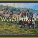 ม้าแปดตัวมาใหม่(เหลือรูปเดียวแล้วปีม้ามาแรงคึกคัก)