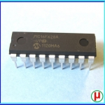 1x PIC16F628A-I/P FLASH-Based 8-Bit CMOS Microcontrollers IC Chip