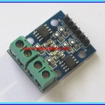 1x L9110S Full-Bridge Dual DC motor Stepper motor drive module