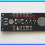 Touch button sensor switch module