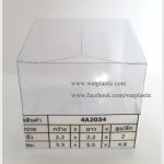 กล่องเทียนหอม ขนาด 5.5 x 5.5 x 4.8 cm