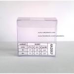 กล่อง ตลับครีม/กระปุกครีม ขนาด 7.4 x 7.4 x 2.4 cm