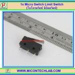 1x Micro Switch Limit Switch (ไมโครสวิตซ์ ลิมิตสวิตซ์)