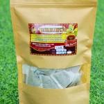 ชาสมุนไพร หนานเฉาเหว่ย (ป่าช้าเหงา) บรรจุ 100 ซองชา ราคา 450 บาท เหมาะสำหรับผู้ป่วยเก๊าต์ เบาหวาน ความดัน