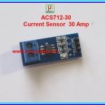 1x ACS712-30 Current sensor 30 Amp module