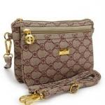 กระเป๋าสะพายยาว 2 ซิปใบเล็ก LV / GUCCI style