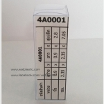 กล่อง-ขวดน้ำหอม/ขวดครีม/กระปุกครีม ขนาด 2.35 x 2.35 x 7.05 cm