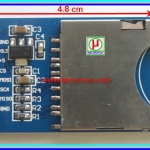 1x SD Card Memory Card Socket Module