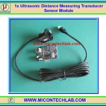 1x JSN-SR04T Ultrasonic Distance Measuring Transducer Sensor Module