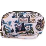 กระเป๋าสตางค์ Chalita wu สีขาว ลายหอไอ