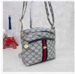 กระเป๋าสะพายยาว 3 ซิป LV / GUCCI style