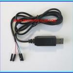 1x USB to TTL/UART/Serial (PL2303HX) Jumper end module