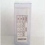 กล่องใส่ ขวดครีม/ขวดน้ำหอม ขนาด 4 x 4 x 11 cm