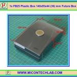 1x FB25 Plastic Box 140x95x44 (36) mm Future Box