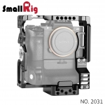 SMALLRIG® Camera Cage for Sony A7II/ A7SII/A7RII with Battery Grip 2031
