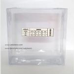 กล่องพวงมาลัย ขนาด กว้าง 6 x ยาว 6 x ลึก 2 นิ้ว หรือ กว้าง 15.2 x ยาว 15.2 x ลึก 5.1 cm