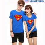 CS 052 SUPER MAN [ฺDEEP BLUE]