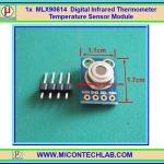 1x MLX90614 Digital Infrared Thermometer Temperature Sensor Module