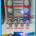 ปฏิบัติการทดลองที่ 004 การใช้งานโมดูล LM2596 Step down (Buck) Constant Current Voltage CC CV DC-to-DC converter module