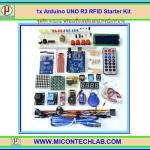 1x ชุดคิทเรียนรู้ Arduino RFID และเซ็นเซอร์ต่างๆ (Arduino UNO R3 RFID Starter Learning Kit)