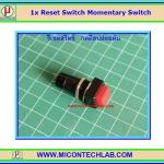 1x Reset Switch Momentary Switch (สวิตซ์รีเซต)